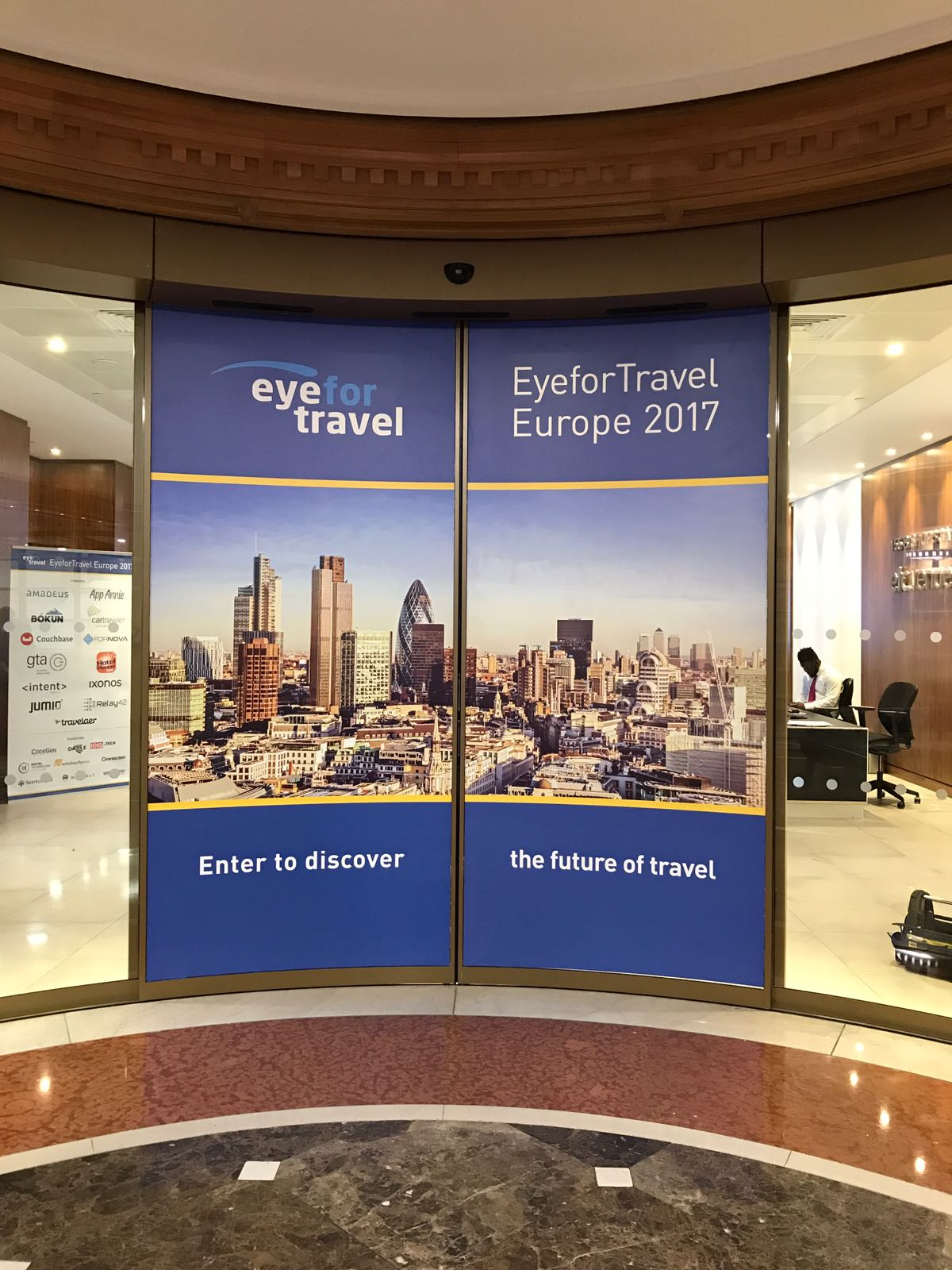 We're ready for a day of #travel insights! #efteurope https://t.co/z2Vn8FhoPQ