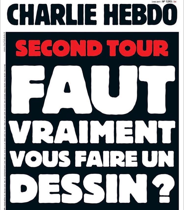 Bien vu, Charlie !