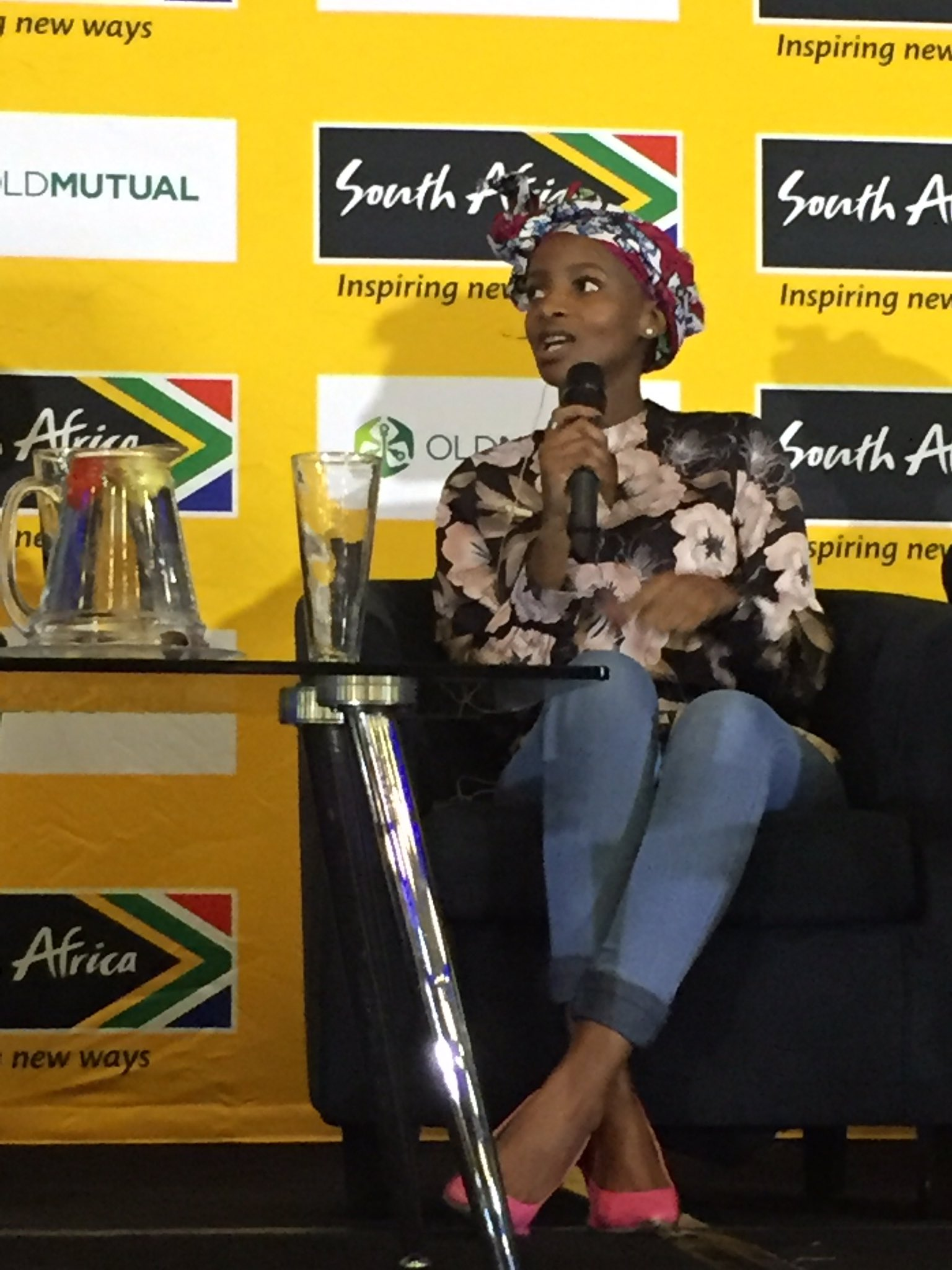 African youth need aggression to achieve their dreams despite the challenges #elearning #BrandSAYouthBreakfast cc @Brand_SA @Andile_Khumalo https://t.co/UtGkv0vobf