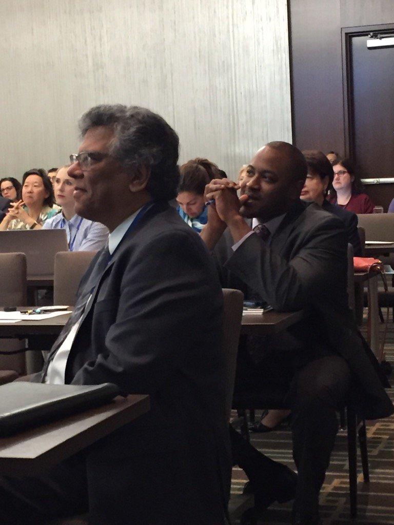 .@AssetFunders #ideasintoaction Exec Dir Joe Antolin and @dbaylorurban learning about Indy https://t.co/jmHU6Jb88E