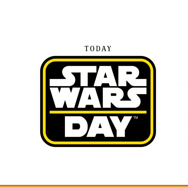 Thisdayinhistory was chosen as the date for the easy pun on the catchphrase maytheforcebewithyou