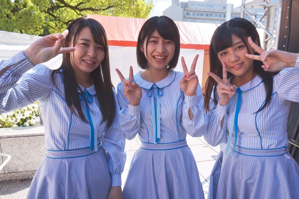 "STU48: STU48 On Twitter: ""ファンの方々から大きな声援をいただき、メンバー達はとても嬉しそうでした 今日"