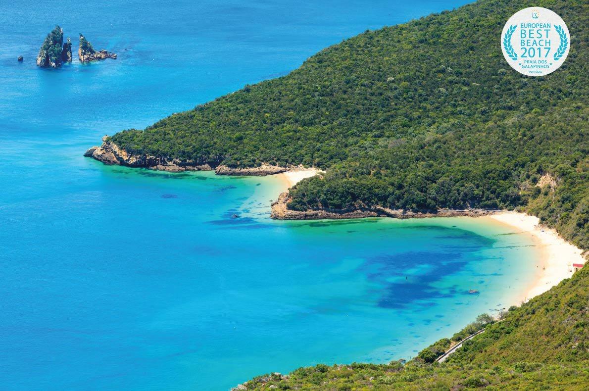Best Beach Near Setubal