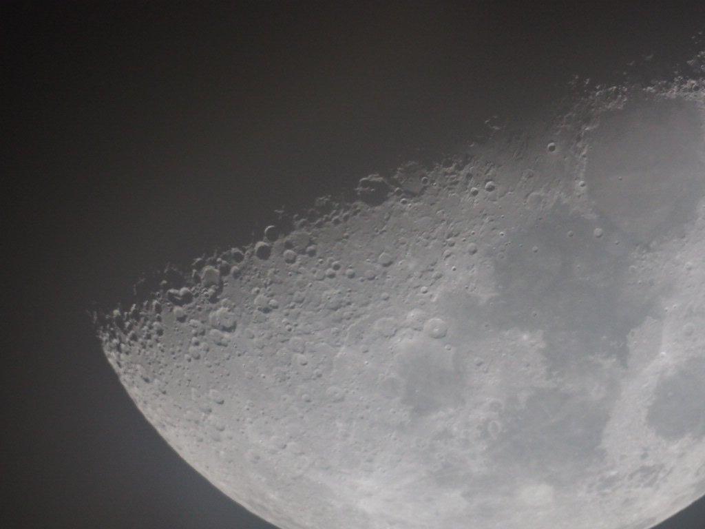 月面X観望会
