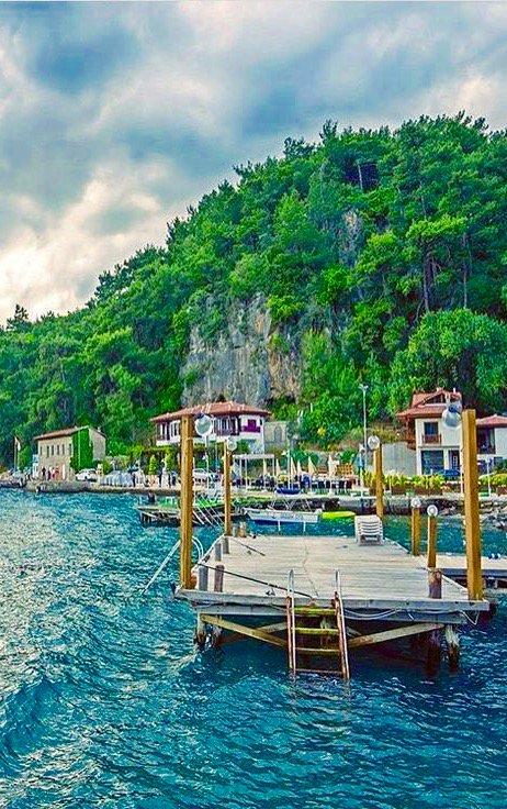 #Akyaka #Mugla #TÜRKİYE 📷  #Travel #Sea...