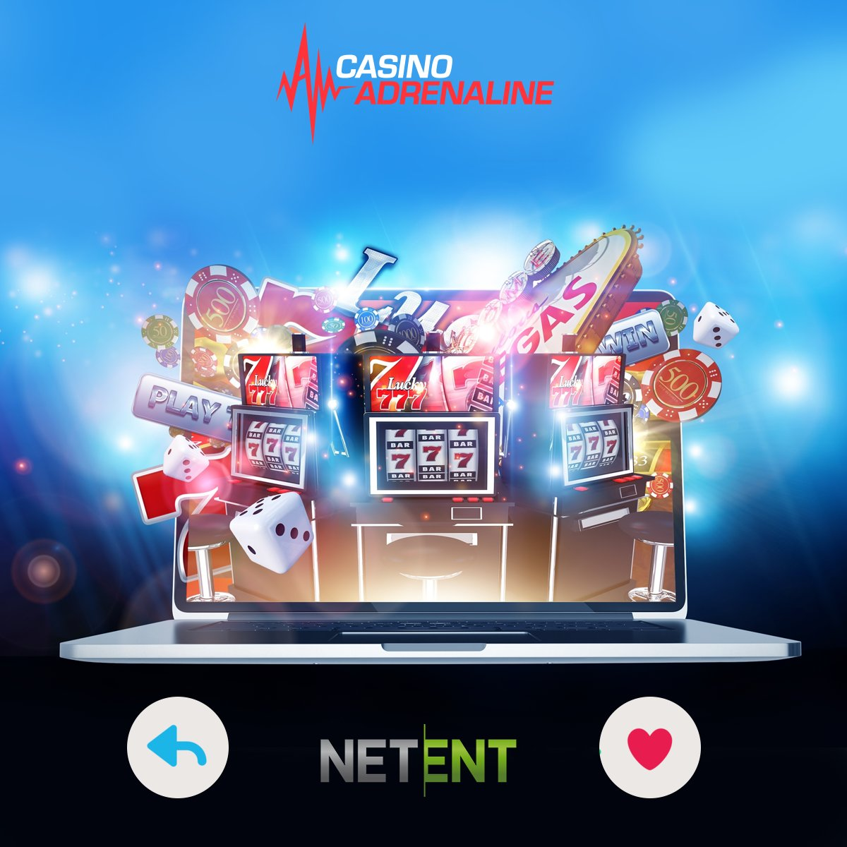 test Twitter Media - You already know that we are best online casino and that's NetEnt one of the best casino games providers. Reminder: https://t.co/DxyeyCqjzJ https://t.co/Fxh8awT2aA