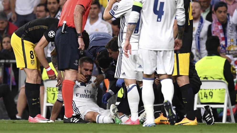 Marca: კარვახალი ლა ლიგის დარჩენილ მატჩებს გამოტოვებს