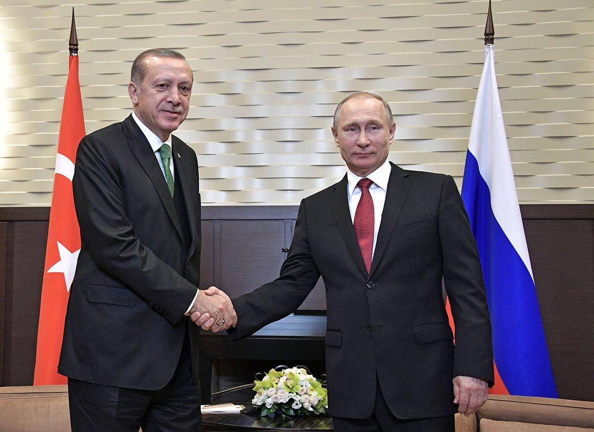 Турция и россия сегодня