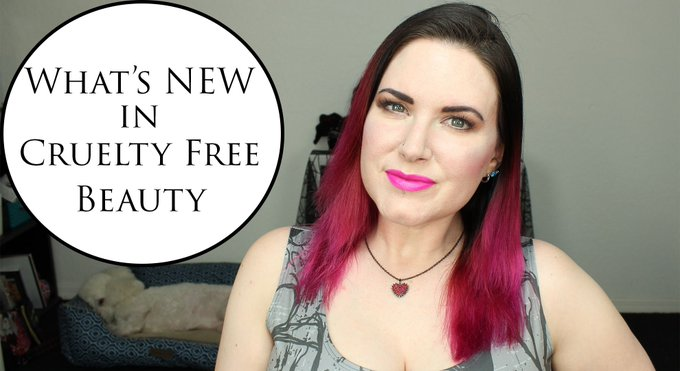 What's New in Cruelty Free Beauty for May 3, 2017