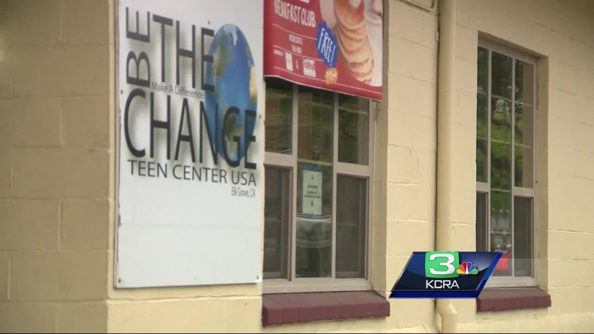 Elk grove teen center