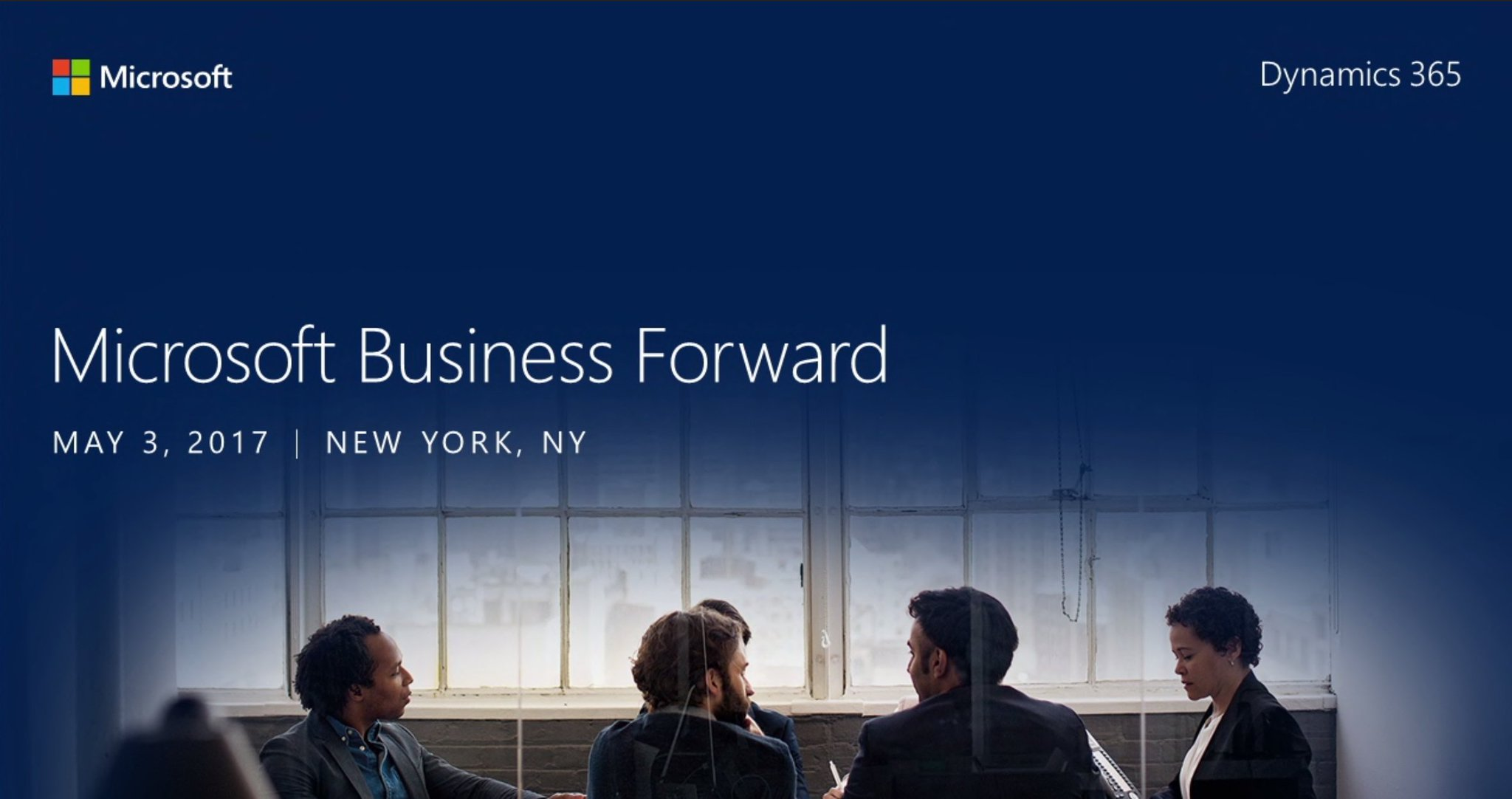 @MSFTDynamics365 Ready to go from Seattle :-) #MSBusinessFwd https://t.co/ncZH27ihQ1