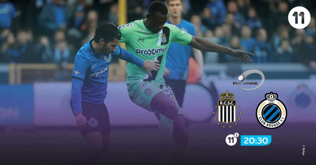 Will @ClubBrugge confirm his second place? #CLUCHA #pxs11 <br>http://pic.twitter.com/KGLqiaHmsc