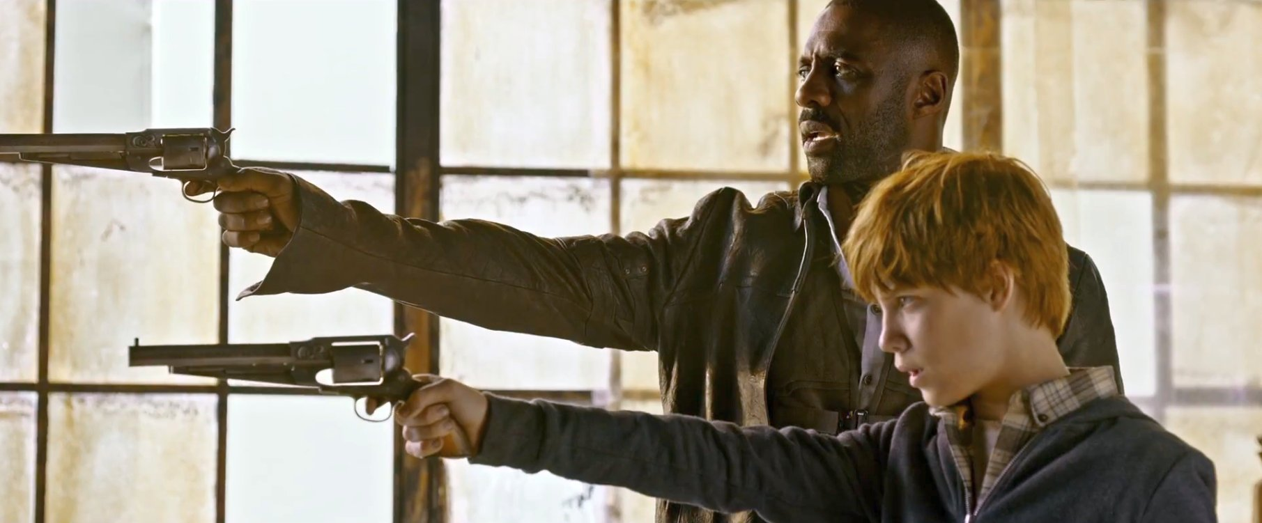 The Dark Tower Trailer Revealed