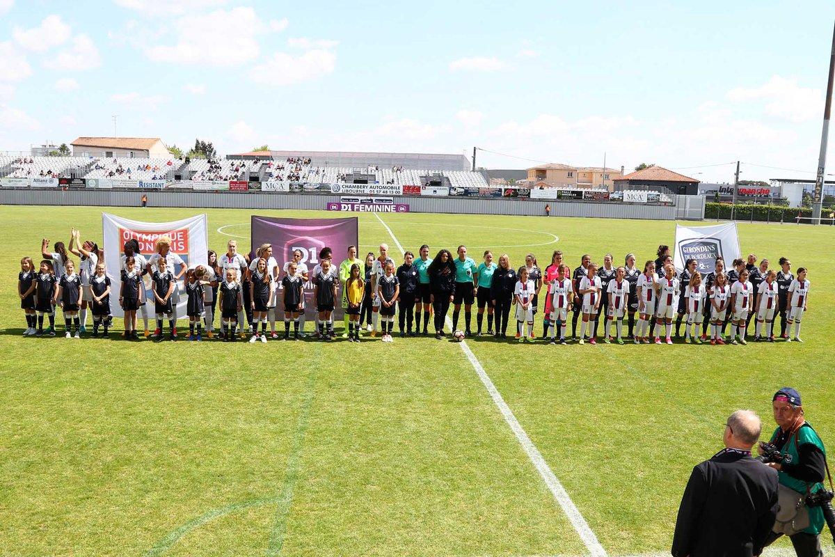 Courte défaite des Girondines face à Lyon (0-1)