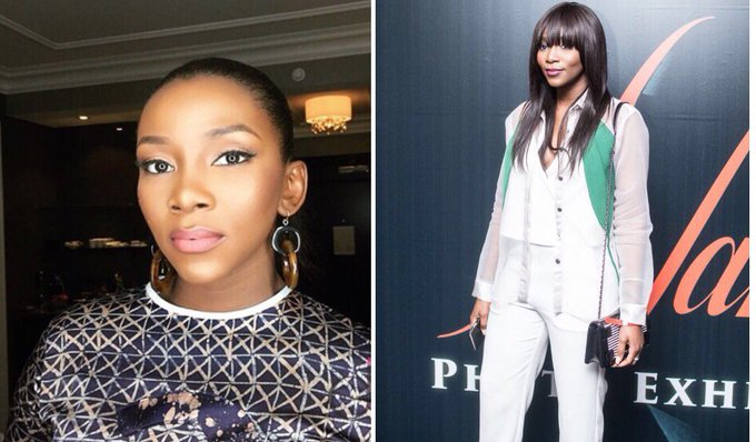 Genevieve Nnaji turns 38-years old today! Happy birthday Genny