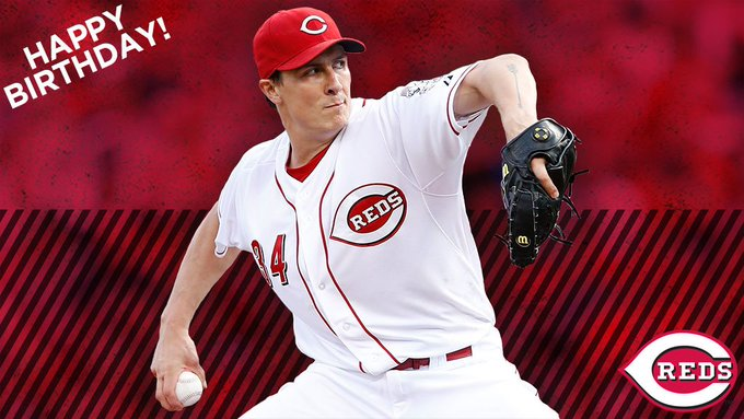 To wish Homer Bailey a happy birthday!