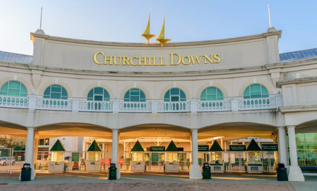 Image result for churchill downs entry gates