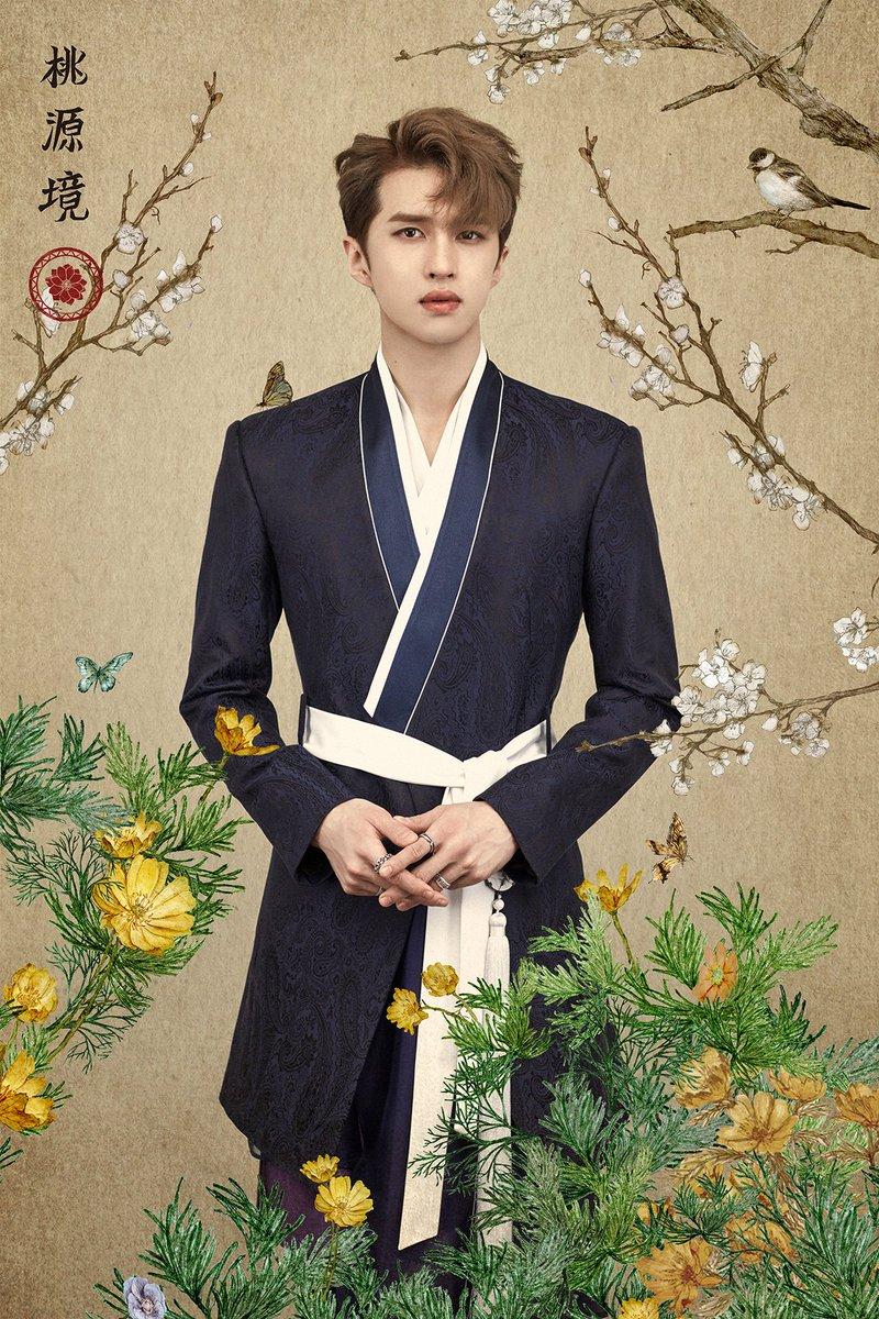 #VIXX 4th MINI ALBUM #桃源境 (#도원경) CONCEPT PHOTO Birth Flower #KEN https://t.co/bJrwTcpIiW