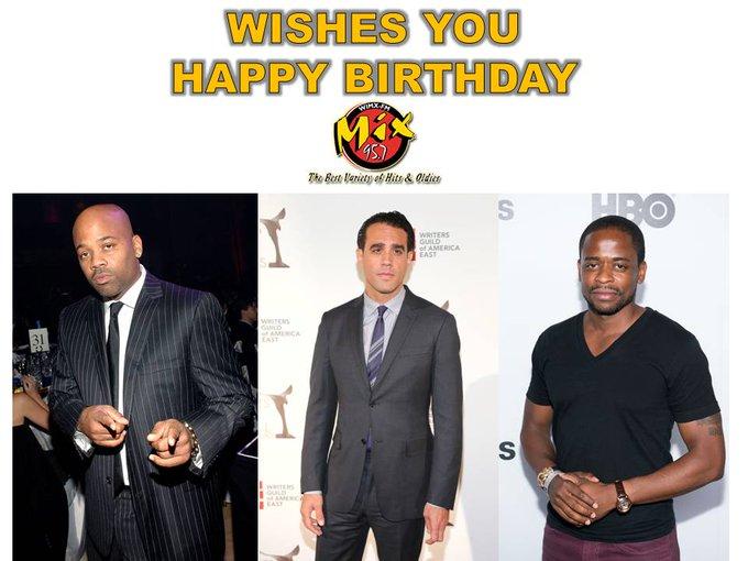 Happy Birthday 42 Damon Dash 46 & 47 Enjoy Your Special Day!
