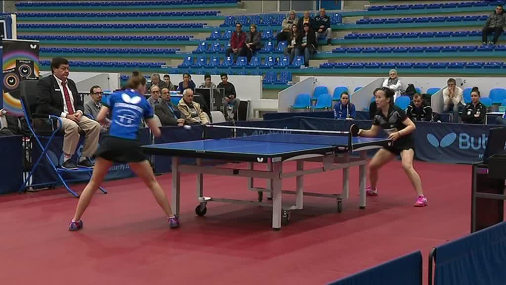 Tennis de table championnat de france pro a les saint - Championnat de france tennis de table ...