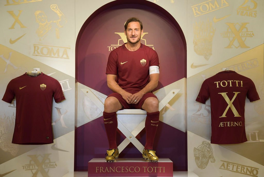 Guarda il più bel gol di Francesco Totti