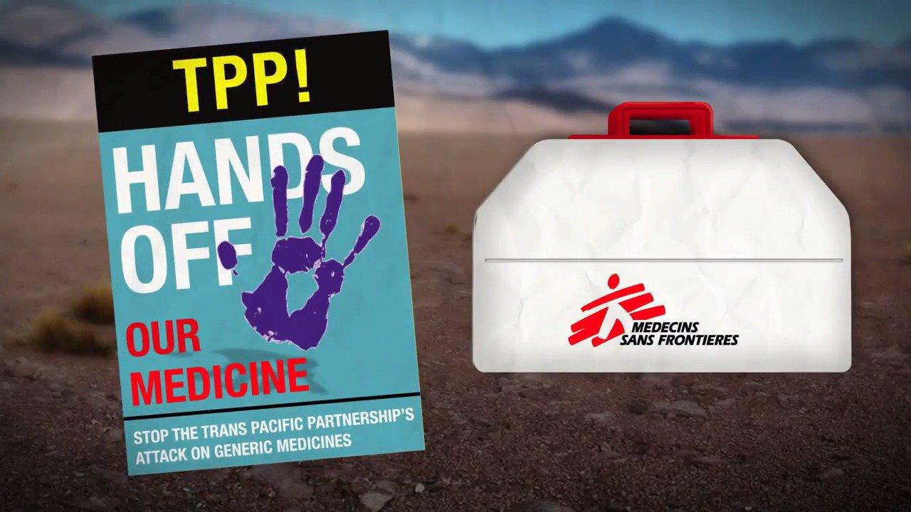 Thumbnail for MSF Canada (Social) Media Highlights
