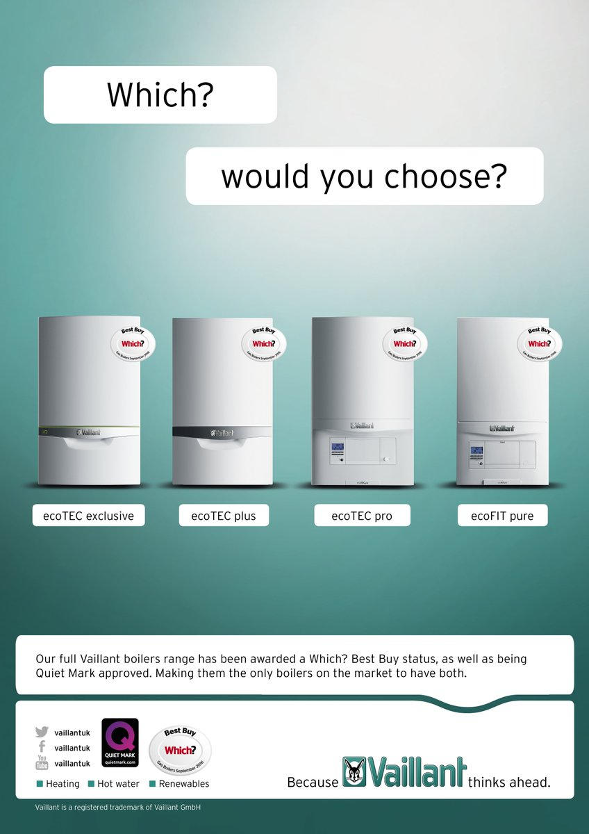 Vaillant UK on Twitter: \