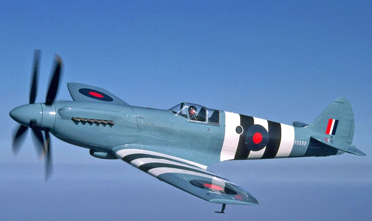 Image result for spitfire Mark 19 PR griffon engine