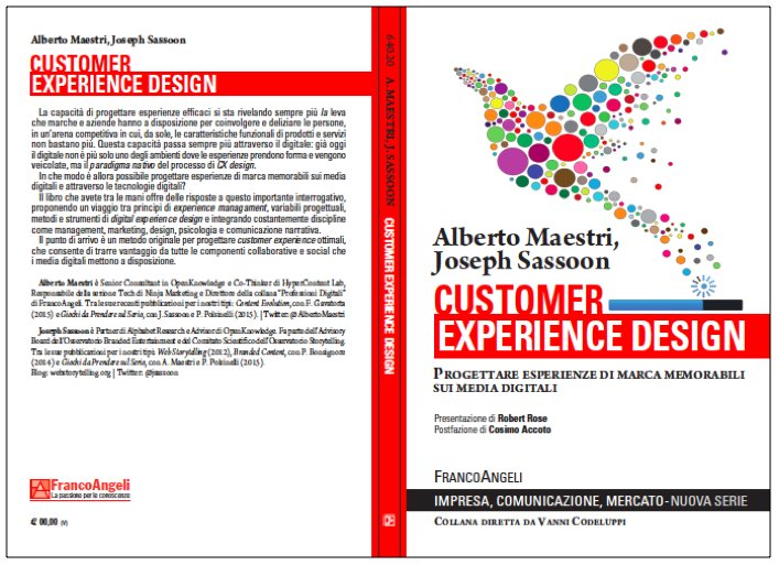Oldie, but still goodie 👌 #CXDesignBook #CustomerExperience #CX