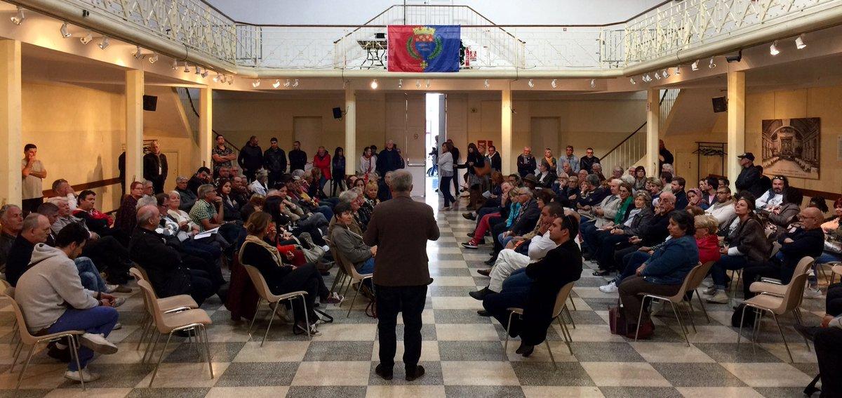 Au forum républicain de #LaSeyneSurMer. Tous ensemble pour faire barrage à l'extrême droite, pour la #République.