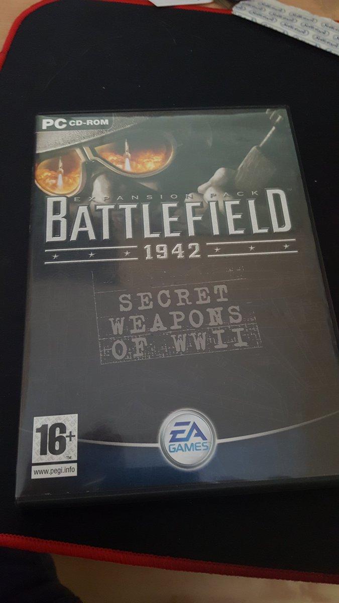 bf 1942 secret weapons crack