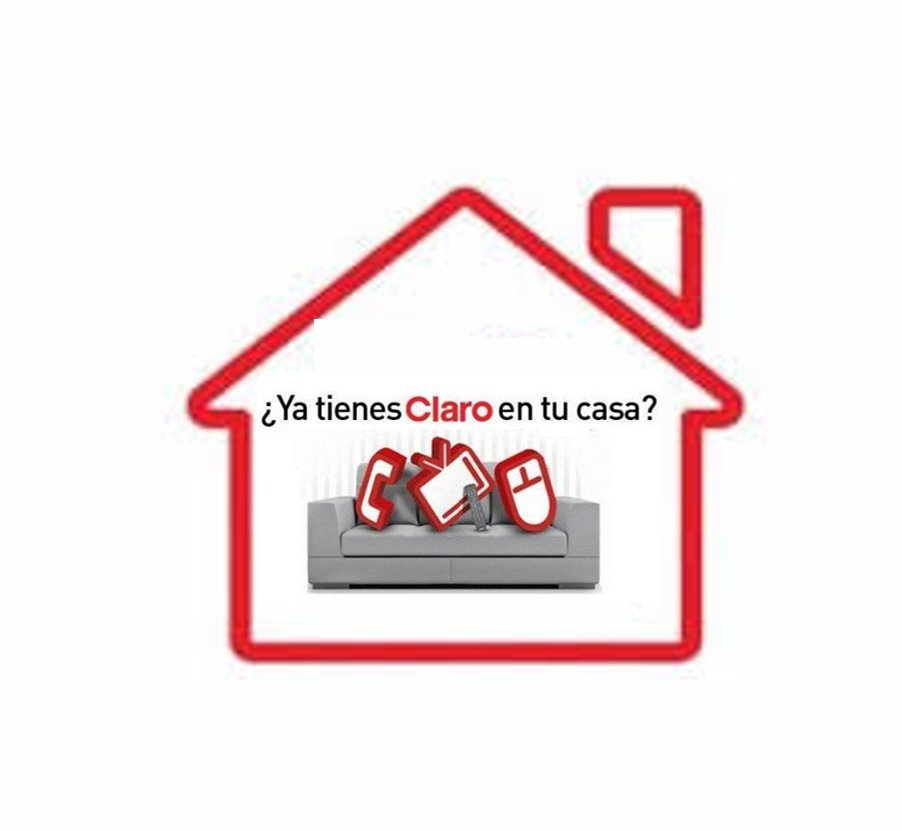 "Claro Multimedia على تويتر: ""Contrata tu paquete de Claro ..."