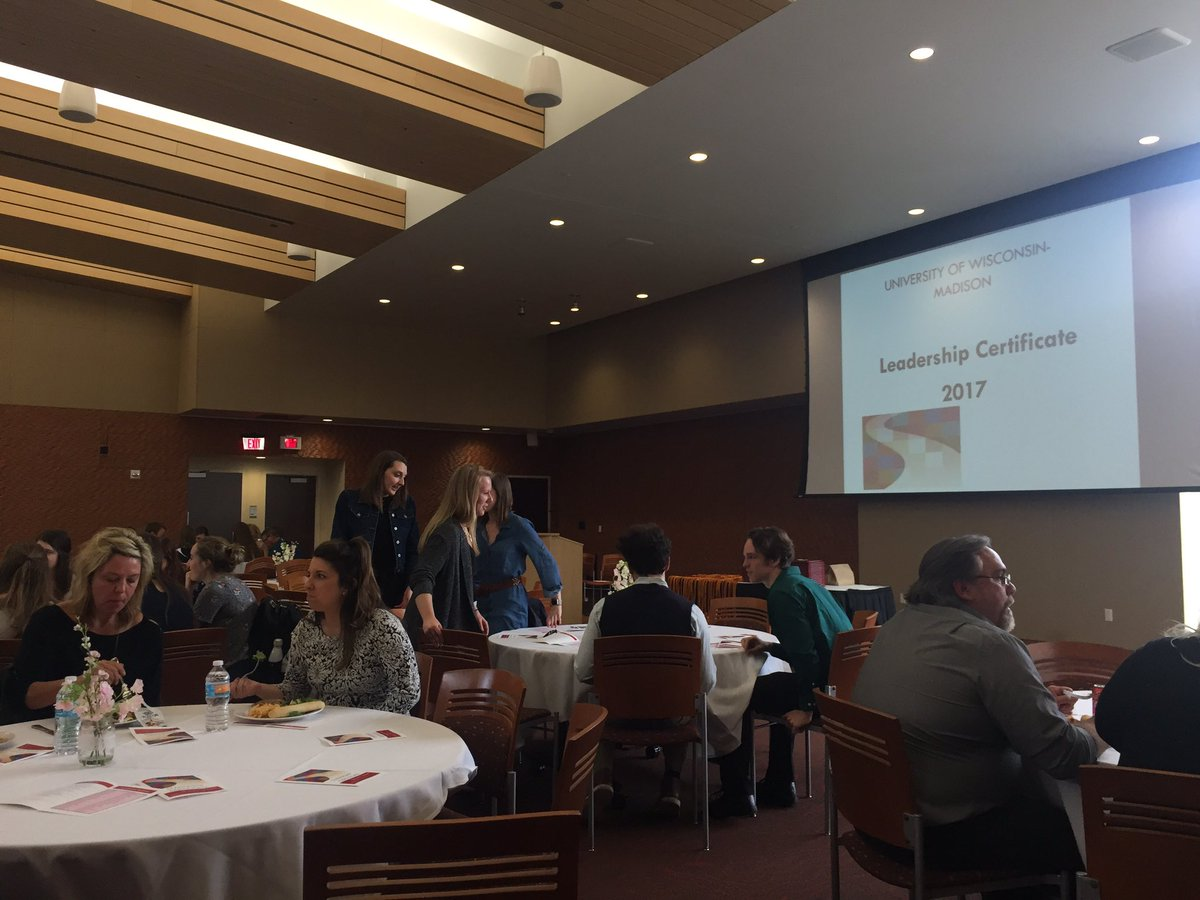 Cfli At Uw Madison On Twitter The Spring 2017 Leadership