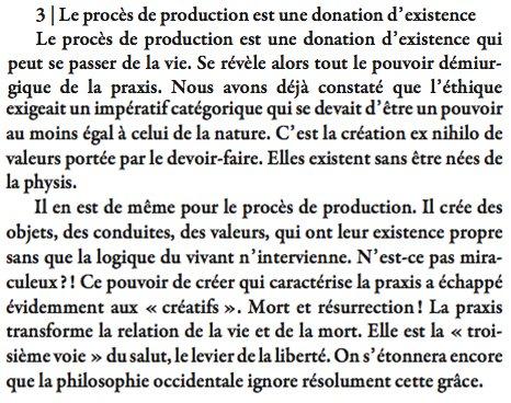 Les chemins de la #praxis de Michel #Clouscard. Livre 3 #marx 1/3 https://t.co/AWBAei4rNX