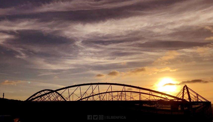 Neste Dia do Sol, o pôr-do-sol mais bonito do mundo. 🌅