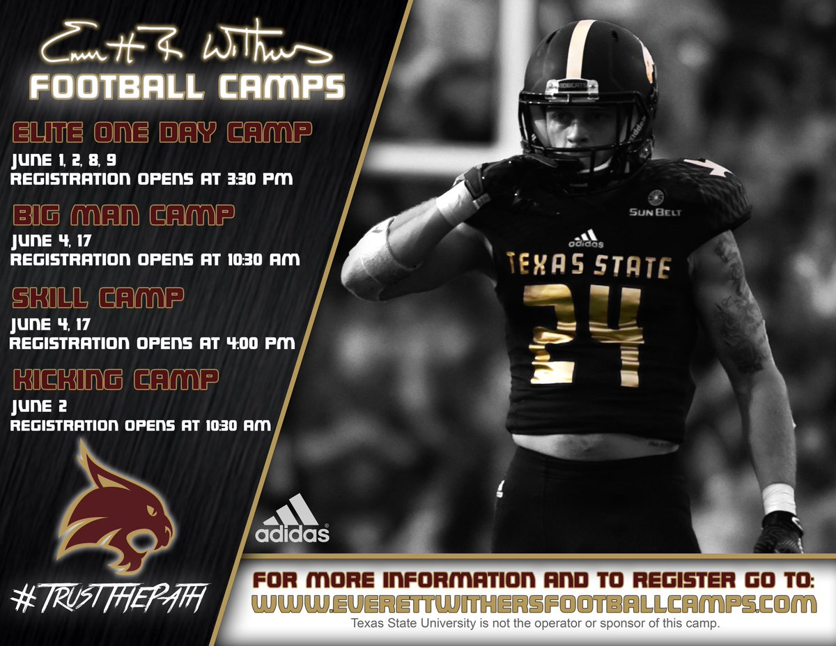 Txstatefootball On Twitter Can T Wait To See Some Elite Players At