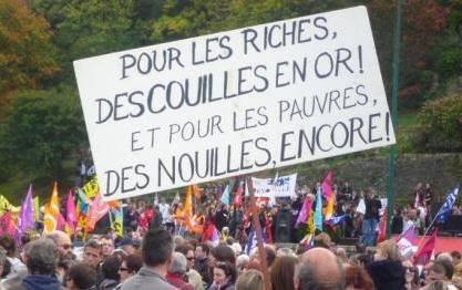 #LeGrandDebat #lapolitiquepardesnuls L' #Austerite #CaSuffit #ARKETA