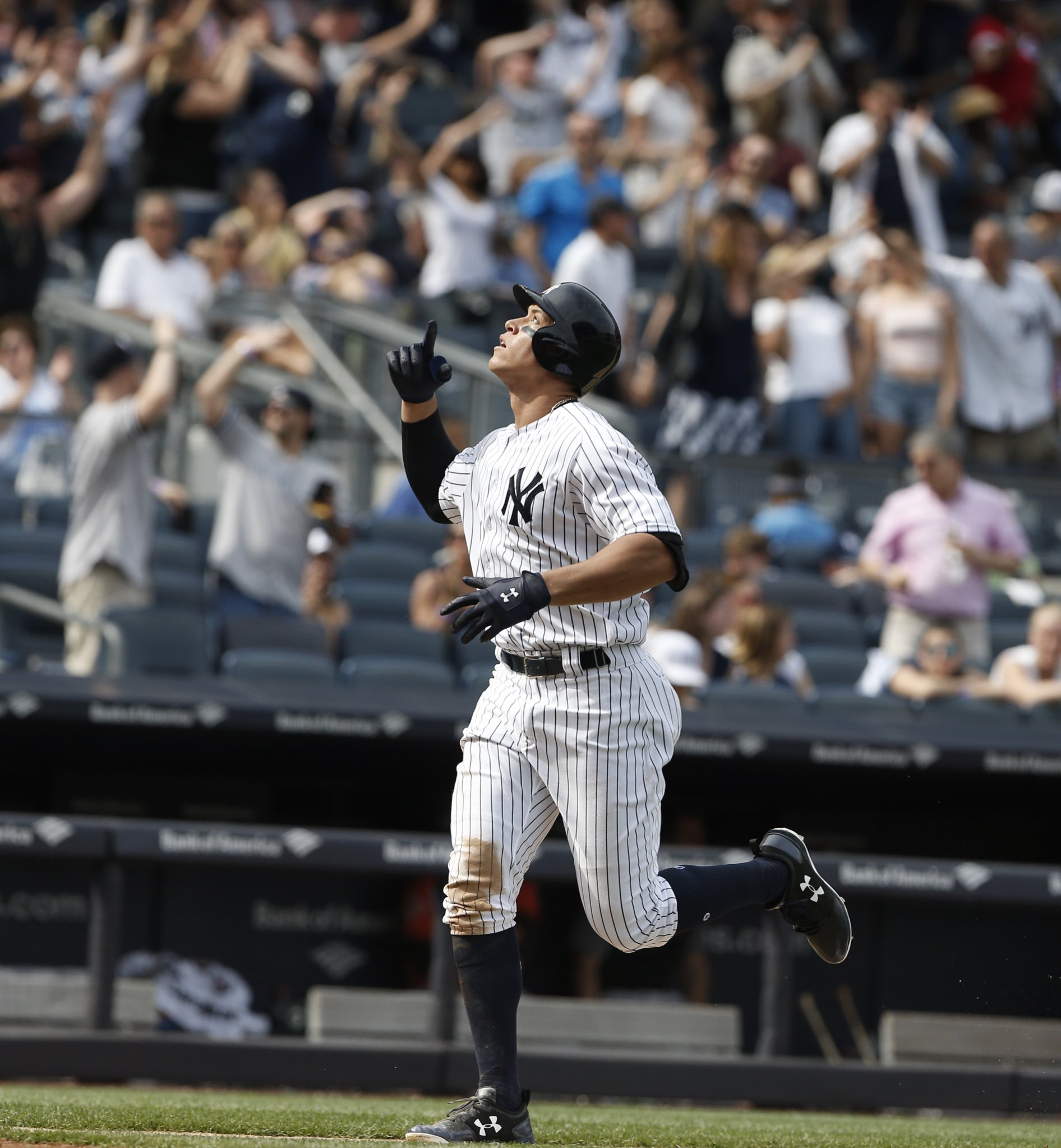 """New York Yankees On Twitter: """"April Was A Blast"""