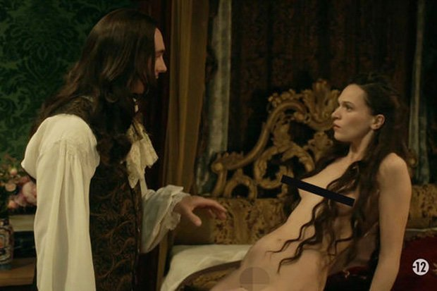 Versailles gets even more filthy with graphic sex scene