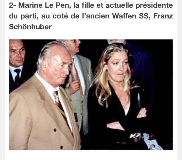 Le Pen qui accuse Macron d'avoir des soutiens louches. Et pendant ce temps... #2017leDebat https://t.co/JwIk2uax1v