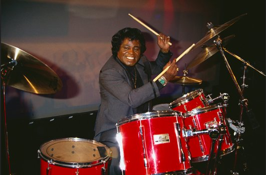 Happy birthday to the Godfather of Soul, James Brown, continue to rest in power!