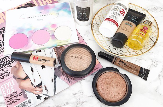 CURRENT EVERYDAY MAKEUP FAVOURITES: BASE PRODUCTS #1