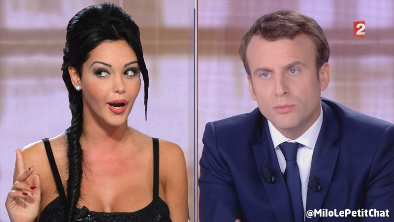 J'l'avais dit à Marine Le Pen de pas envoyer Nabilla à sa place... #20...