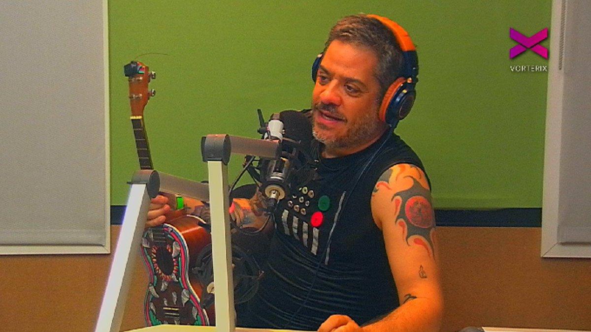 """Vorterix on Twitter: """"Conversamos ahora con Gastón Gonçalves, bajista de @pericosreggae, que nos cuenta sobre su nuevo proyecto: @binferno666."""