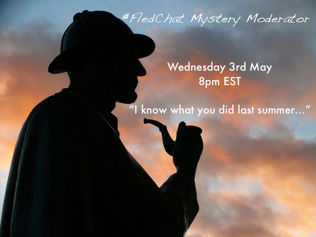 Do you have any idea who our mystery @fstenet guest moderator is for #FLedchat tonight? See you in 30 minutes. https://t.co/7HiKUIv6Jq