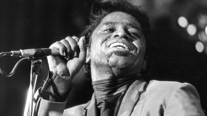 Happy Birthday to The Godfather of Soul, (May 3, 1933 December 25, 2006)