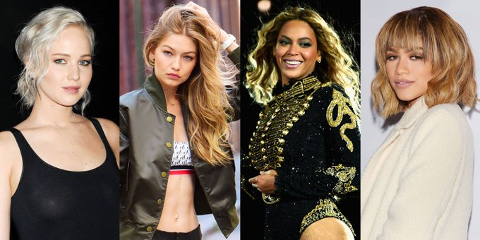 The Most Googled Celebrity Hair Styles in America