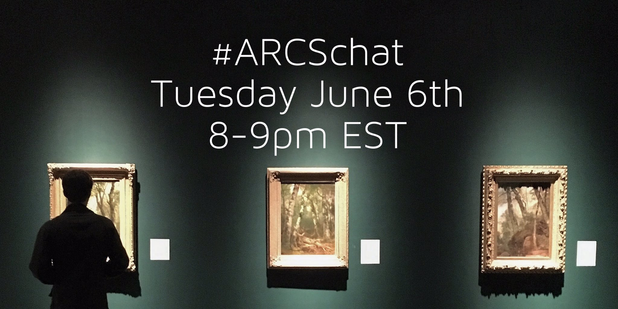 Thumbnail for #ARCSchat 06 June 2017 - Connecting Collections Work to Broader Cultural Themes