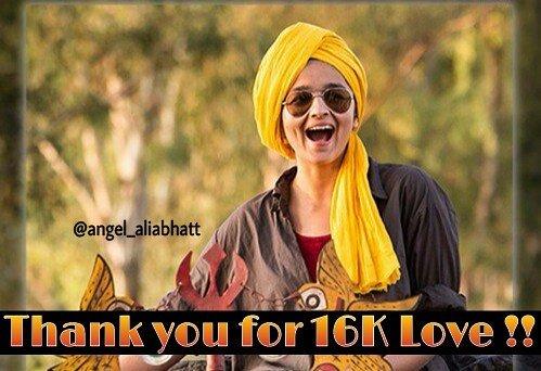 16K on Instagram  @aliaa08  #AliaBhatt #angel_aliabhatt #instagram #instagood #instalike #Bollywood #bollywoodactress #FolloMe<br>http://pic.twitter.com/AMdy8y7a3S
