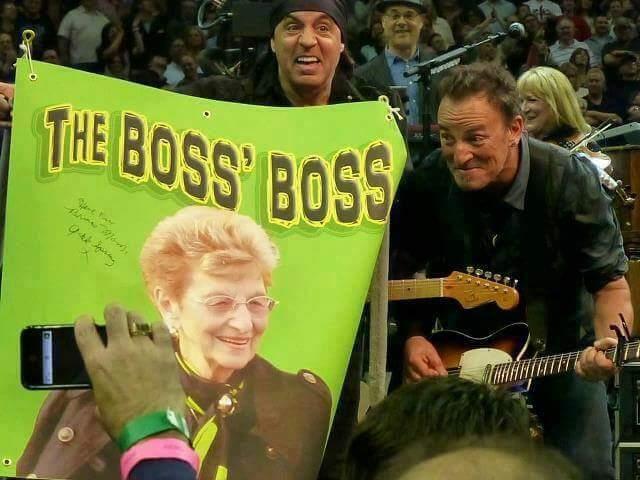 Happy birthday Adele Springsteen